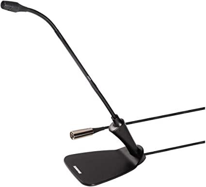 Shure CVG18-B/C Gooseneck Condenser Microphone