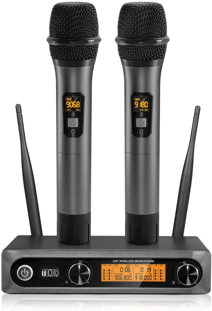TONOR Wireless Microphone System