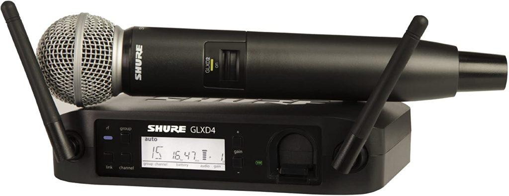 Shure GLXD24/SM58-Z2 Digital Wireless Microphone System