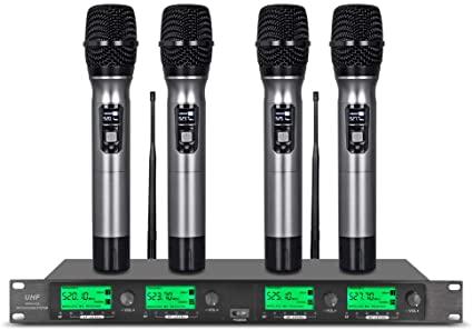 WENWEN Wireless Microphone System Pro