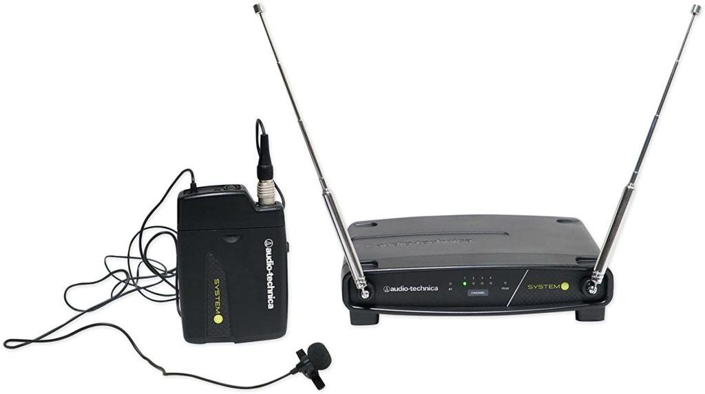 Audio-Technica Wireless Microphone System (ATW901AL)